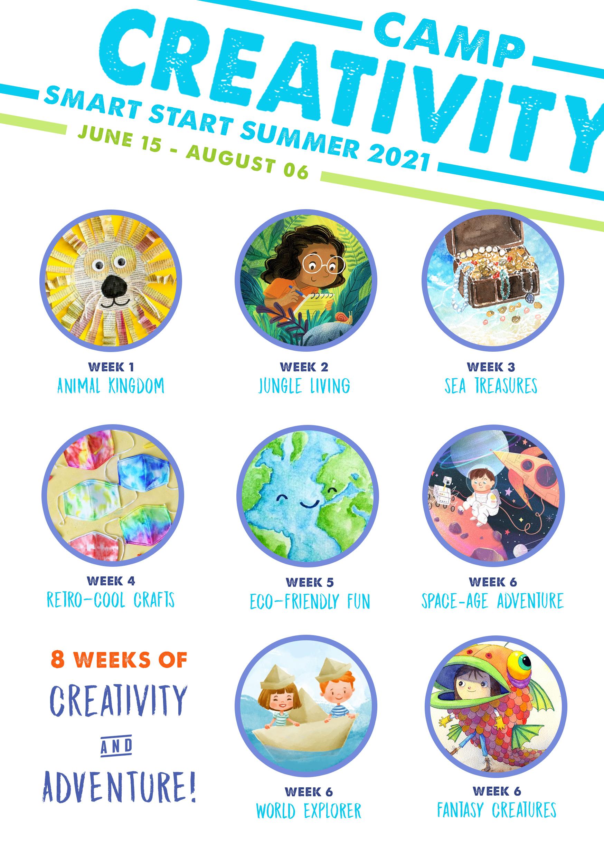 Summer Camp 暑期課程