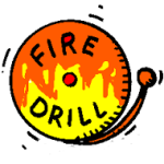 Fire Drill火災安全逃生演習